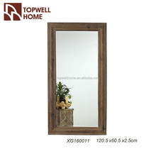 Good Quality Wooden Extend Wall Mount Mirror