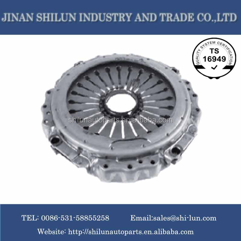 good quality high performance TS16949 heavy truck clutch pressure plate