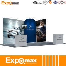 custom trade show displays tension fabric portable booth display