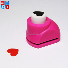 DIY small size 1cm novelty craft custom made shaped hole paper punches