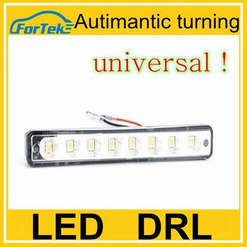 LED DRL turn signal light daytime running light FK-008H1 universal led drl r87