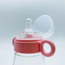 special cap new glass baby bottles bpa free safe baby products