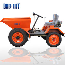 China Mini Site Dumper 4x4