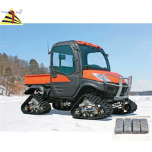 ATV conversion system kits/ small vehicle rubber track system / truck rubber track kit manufacturer