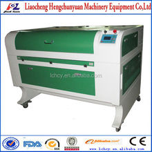 High-precision CO2 laser engraving machine 690 for non-metal material