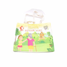 Personalized Hign Quality Non-Woven Tote Bag Shopping Bag