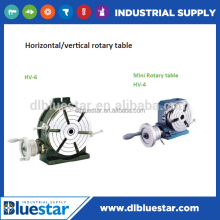 Hot Sale High Quality Horizontal & Vertical Rotary Table