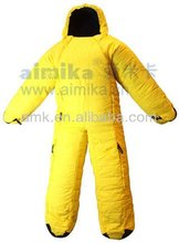 reliable manufacture OEM Low price high quality human body sleeping bag