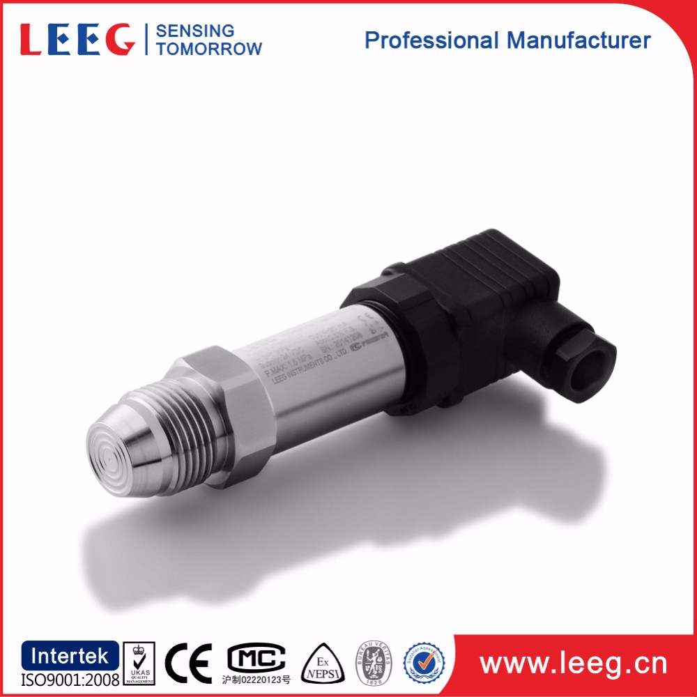 CIP cleaning Clamp Style 4-20mA Smart Sanitary Field Pressure Transmitter