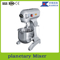 Stainless steel Bakery equipment food planetary mixer, 30L planetary mixer