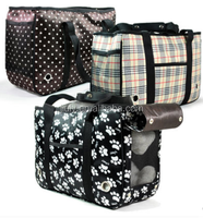 lady travel sport shopping carrier dog bag