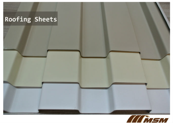 Prepainted Galvanized Roofing Sheets / Roofing tiles