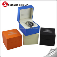 Cheap Customized Colors Square Paper Box for Watch