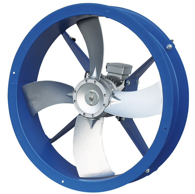 Fire Rated Exhaust Fans : The newest type explosion proof axial flow ventilation fan