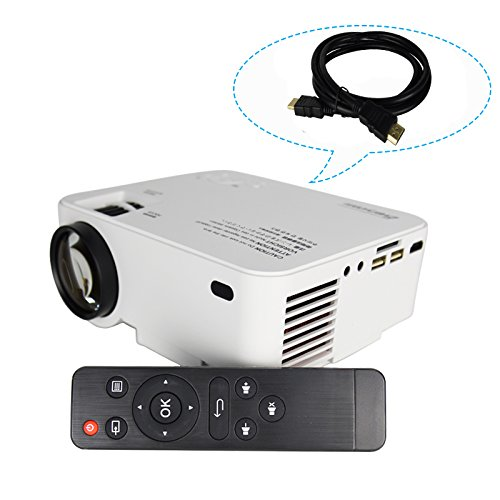 Original Everycom X5 projector Android wifi led mini beamer home theater with AC3