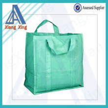 Flashing green new product personalized organic rolling shopping tote bag