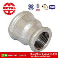 oil pipeline Malleable Iron Pipe Fittings hydraulic hose fittings