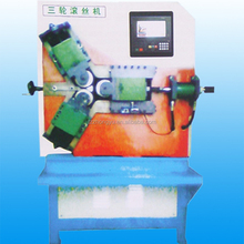 Hot selling construction rebar used thread rolling machine