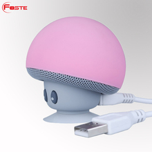 Foste* Portable Wireless Mini Mushroom Bluetooth Speaker driver hottest in Google right now FT-M24 Mushroom Speakers