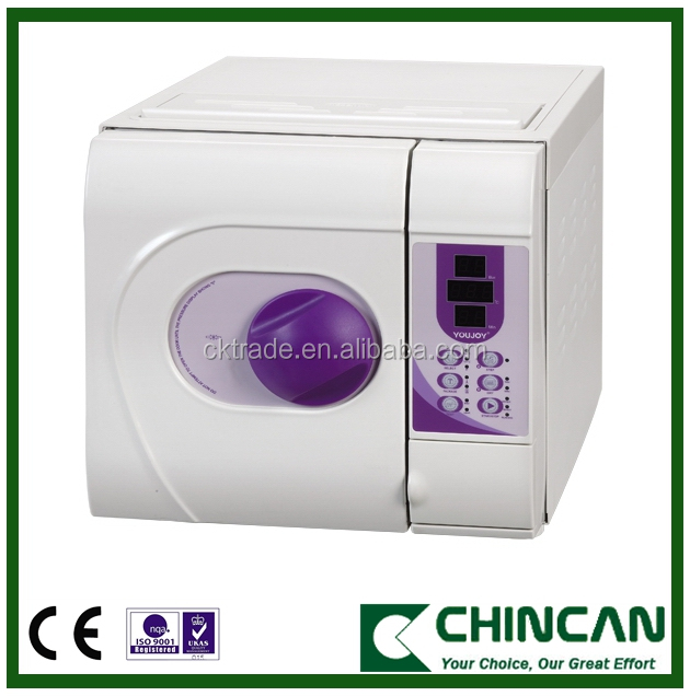 BES-12L/8L-B-LED B Class Benchtop Autoclave/Dental Steam Sterillizer with LED Display