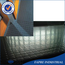 Ultimate comfort Round coin Safty Flooring sheet/round stud rubber/round stud rubber sheet