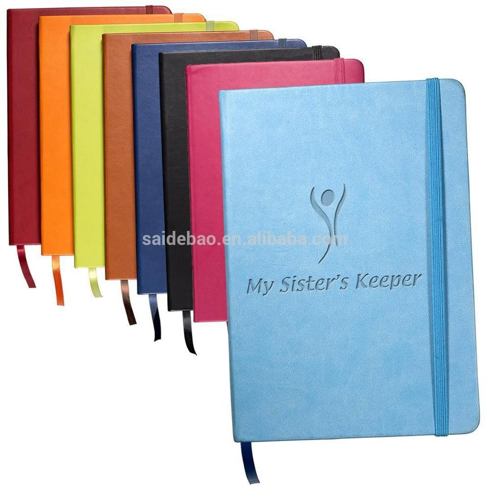 Multicolor factory cheap bulk custom leather bulk notebook , promotional bulk leather notebook wholesale,leather notebook import
