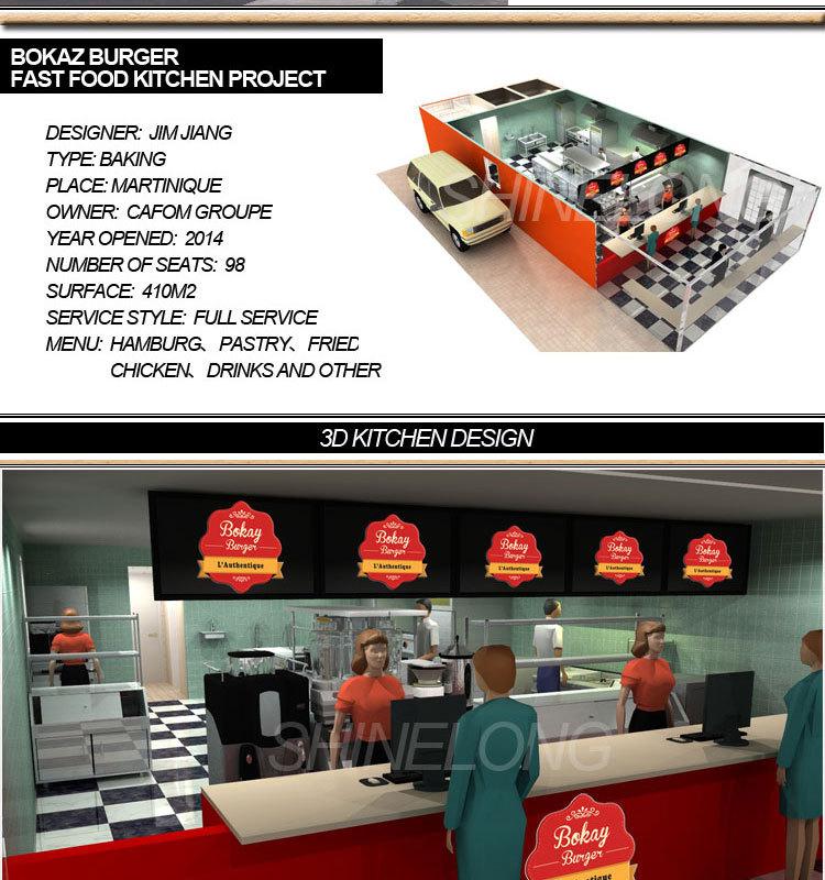 Us Performance Professionals Used Fast Food Restaurant