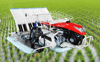 Walking Type Rice Transplanter, paddy planter