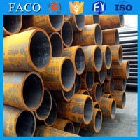 Tianjin steel pipe ! rod holder protector astm a500 grade c steel pipe