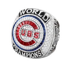 2016 Fans gift Chicago CUBS Baseball World Series Championship Ring