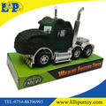 2016 Newest Dinosaur toy friction truck with dinosaur head