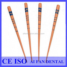 [ AiFan Dental ] Hot Sale 2015 Dental Materials HTM Biomed Gutta Percha Points With Accurate Depth Measurement