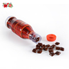 cola bottle shape gummy crisp wrapped wholesale candy of plastic jar