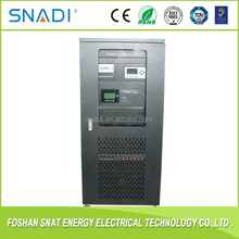 20KW Three phase solar inverter with built-in charge controller for home solar power system