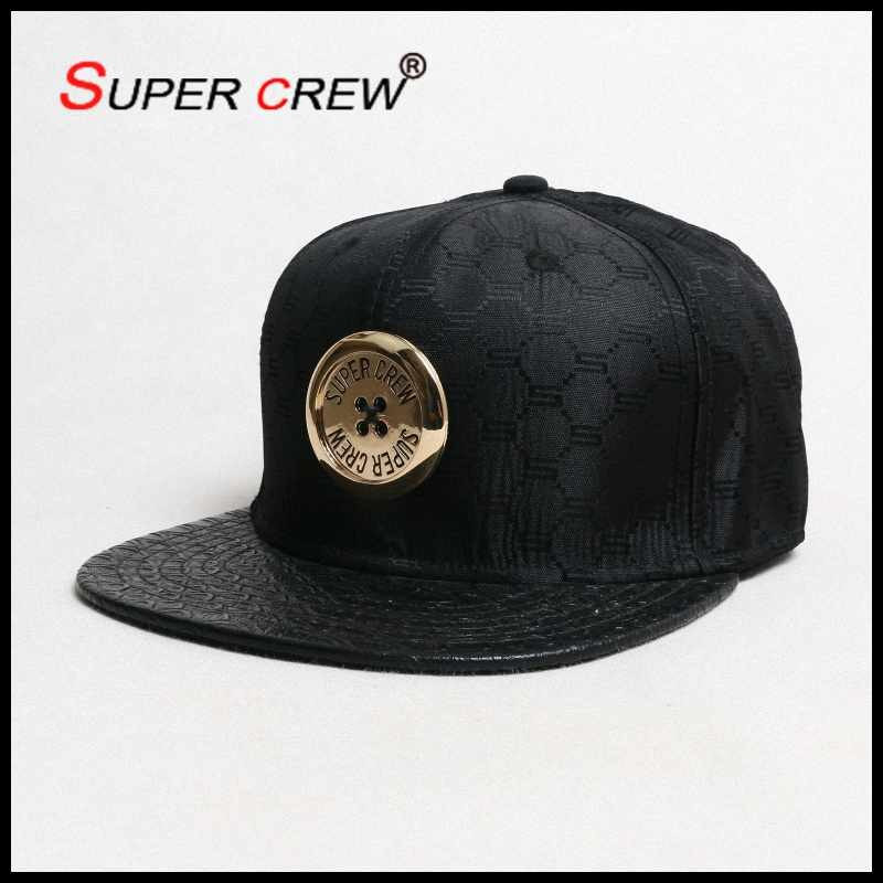 Awesome Applique Baseball Cap Cotton 6 Panel Accessories