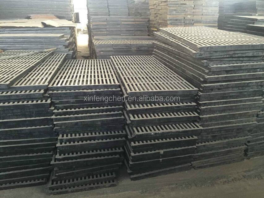 Pig farm equipment cast Iron pig flooring