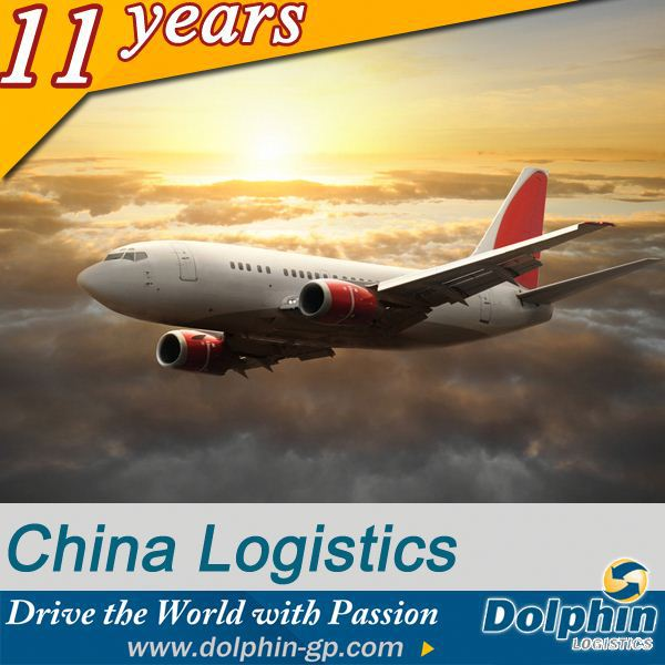 Air freight forwarder from China to ORK----dolphin