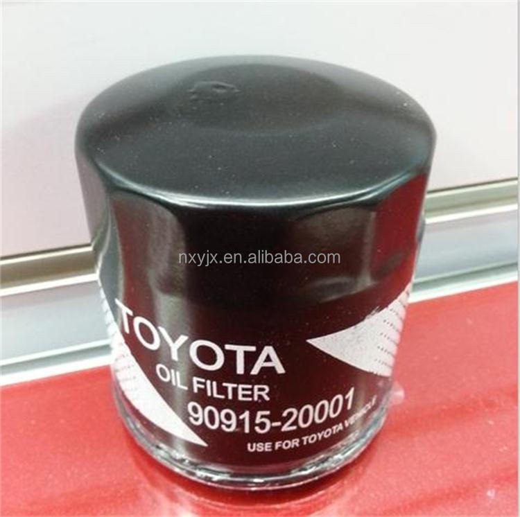 Nesia Supply Car Engine Oil Filter 90915-20001 For Auto Spare Parts