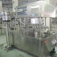 High speed high quality doypack filling sealing packing machine for liquid or semi-liquid