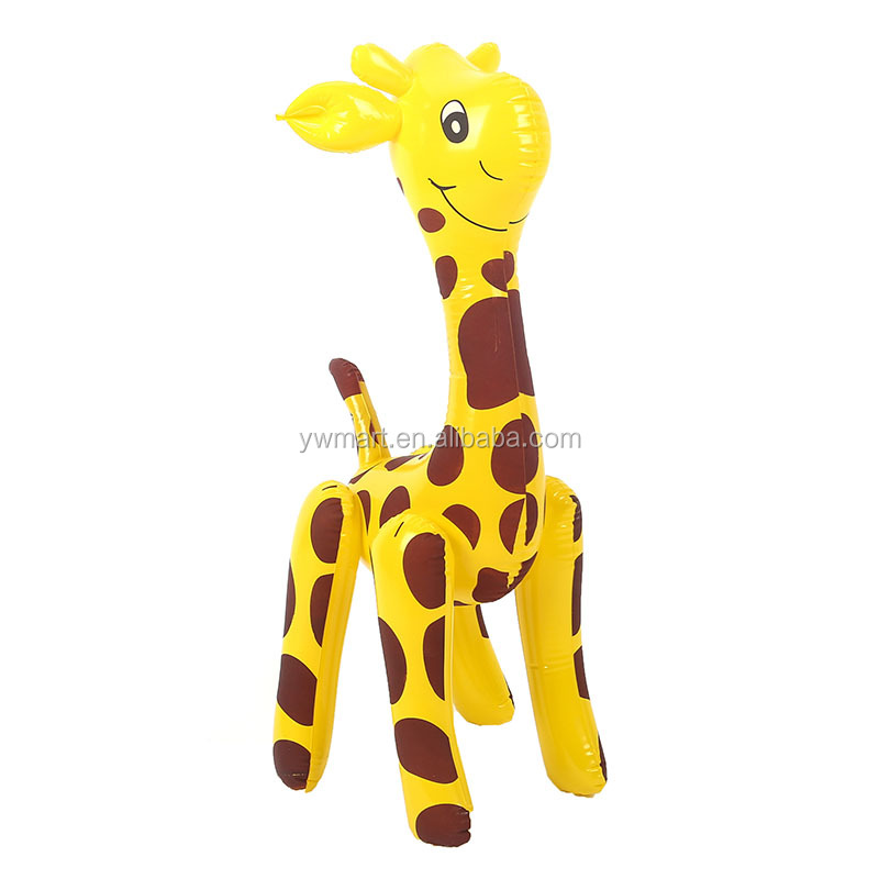 Customize inflatable animal toy,pvc toy for promotion