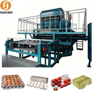 Commercial Egg Tray Machine Price Making Paper Egg Tray Machine