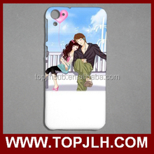 CE approved sublimation coated phone case for HTC 826