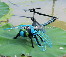 New Arrived!S700 4 Channel Dragonfly-shaped Infrared Remote Control Helicopter Infrared mini rc flying insect toy