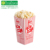 Wholesale Disposable Paper Custom Printed Popcorn Bucket With Lid,Custom Printed Popcorn Cup,Popcorn Bowl