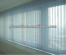office vertical window blind