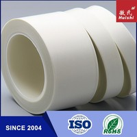 ISO9001&14001 Certified Silicone Adhesive Glass Cloth Electrical Tapes For Insulation