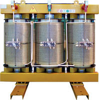 cast resin H class insulation level 315kva dry type transformer