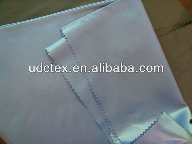 100% Polyester sateen fabric for slipcover