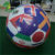 Special Promotional Inflatable Country Flag Ball / Advertising Inflatable Printing Outdoor Soccer Balloon