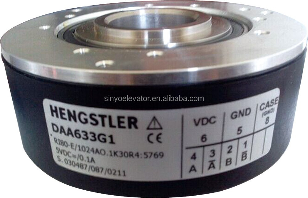Encoder For Elevator AAA633Z21